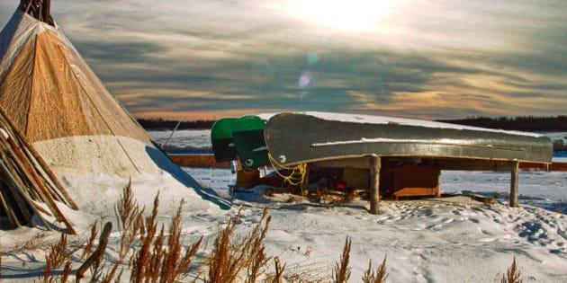 In Attawapiskat, North of Ontario