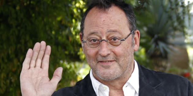 French actor Jean Reno attends a photocall at the MIPTV, the International Television Programs Market, in Cannes April 1, 2012.  REUTERS/Eric Gaillard (FRANCE - Tags: ENTERTAINMENT BUSINESS MEDIA)