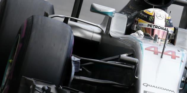 Formula One - Monaco Grand Prix - Monaco - 29/5/16. Mercedes F1 driver Lewis Hamilton in action.    REUTERS/Eric Gaillard