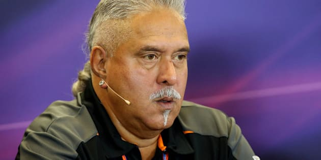 Formula One - F1 - United States Grand Prix 2015 - Circuit of the Americas, Austin, Texas, United States of America - 23/10/15 Force India team owner Dr. Vijay Mallya during a press conference Mandatory Credit: Action Images / Hoch Zwei Livepic EDITORIAL USE ONLY. PLEASE NOTE: FOR UK EDITORIAL SALES ONLY. FOR ALL OTHER USAGE ADDITIONAL FEES WILL APPLY - PLEASE CONTACT YOUR ACCOUNT MANAGER. *** Local Caption *** --