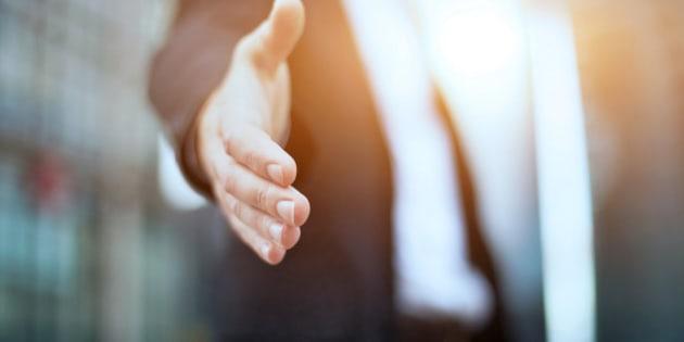 Business offer, partnership