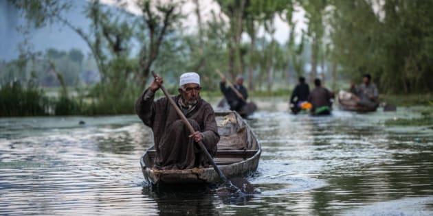 Srinagar, Kashmire - India