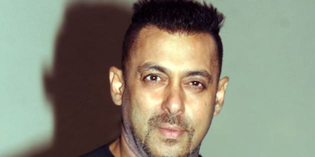 Indian Bollywood actor Salman Khan poses during the promotion of the upcoming Hindi film 'Sultan' in Mumbai on June 18, 2016.  / AFP / STR        (Photo credit should read STR/AFP/Getty Images)