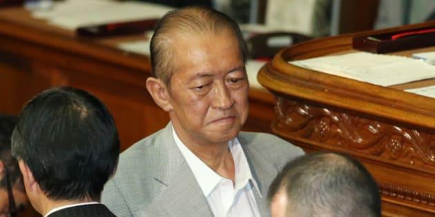 鳩山邦夫・元総務相が死去、67歳...
