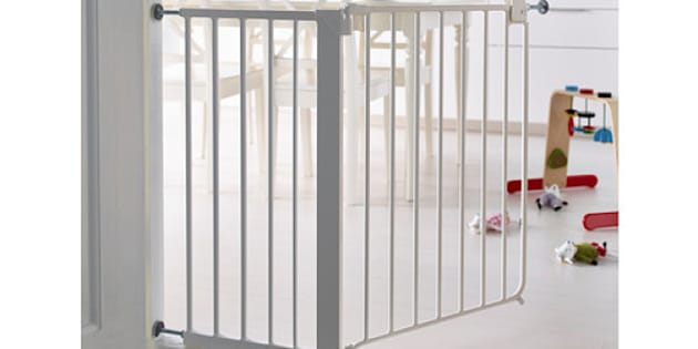 Ikea ritira il cancelletto patrull alcune strutture for Cancelletto bambini ikea