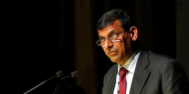 Reserve Bank of India (RBI) Governor Raghuram Rajan delivers a lecture at Tata Institute of Fundamental Research (TIFR) in Mumbai, India, June 20, 2016. REUTERS/Danish Siddiqui