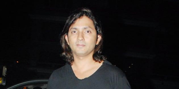 MUMBAI, INDIA - JANUARY 29: Film director Shirish Kunder at Sanjay Dutt's party  held at Aurus in Mumbai on Sunday 29th January, 2012. (Photo by Yogen Shah/India Today Group/Getty Images)