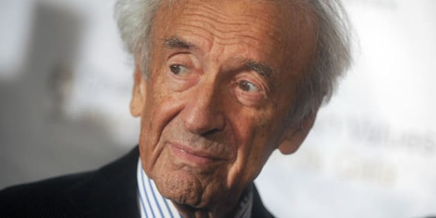 Photo by: Dennis Van Tine/STAR MAX/IPx 5/28/15 Elie Wiesel at The Champions of Israel Gala. (NYC)