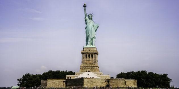¿Es la Estatua de la Libertad un hombre?