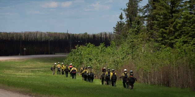Fort McMurray Fire Is Under Control