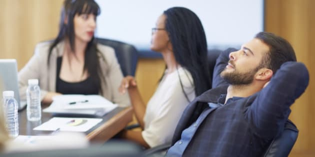 7 Body Language Mistakes You Should Keep Out Of The Office