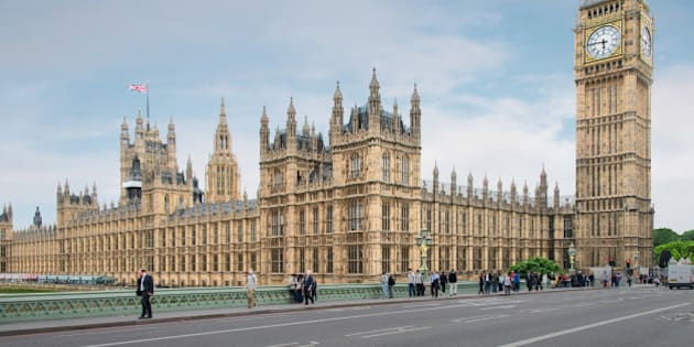 The Palace of Westminster is the meeting place of both houses of Parliament