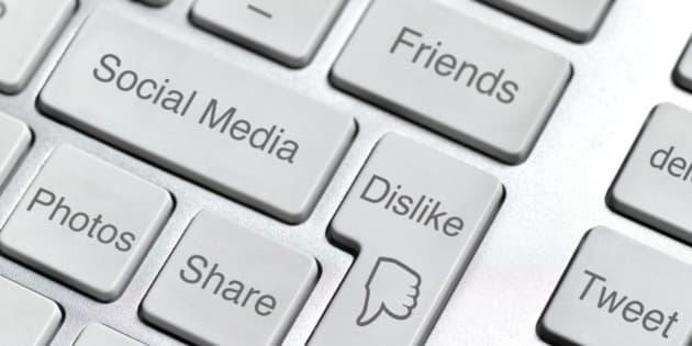 Dislike computer button