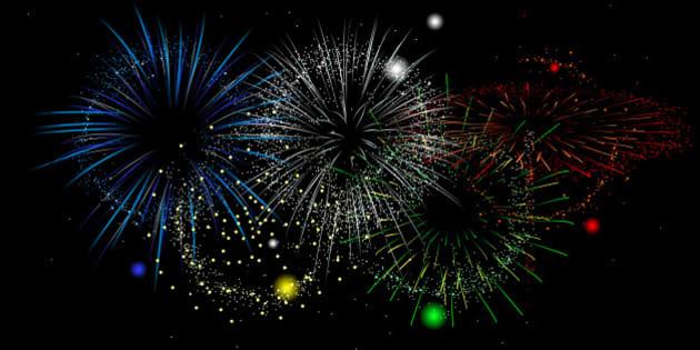 fireworks essay