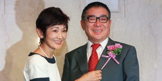 大橋巨泉さん死去、妻・寿々子さ...
