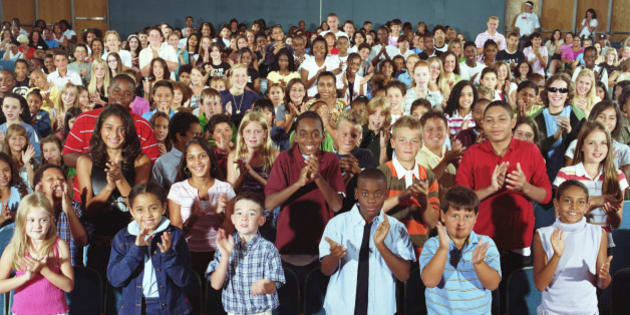 school ban on clapping raises eyebrows huffpost canada
