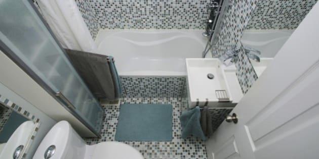 14 astuces pour optimiser lespace dune petite salle de bain