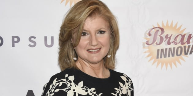 NEW YORK, NY - JUNE 07:  Co-Founder of The Huffington Post, Arianna Huffington attends Brand Innovators 'Top 100' Women in Brand Marketing at Santina In New York on June 7, 2016 in New York City.  (Photo by Michael Bezjian/Getty Images for Brand Innovators)