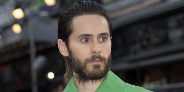 """FILE - In this Aug. 3, 2016 file photo, actor Jared Leto poses for photographers at the European Premiere of Suicide Squad, at a central London cinema. Leto will join Harrison Ford and Ryan Gosling in the sequel to """"Blade Runner."""" (AP Photo/Joel Ryan, File)"""