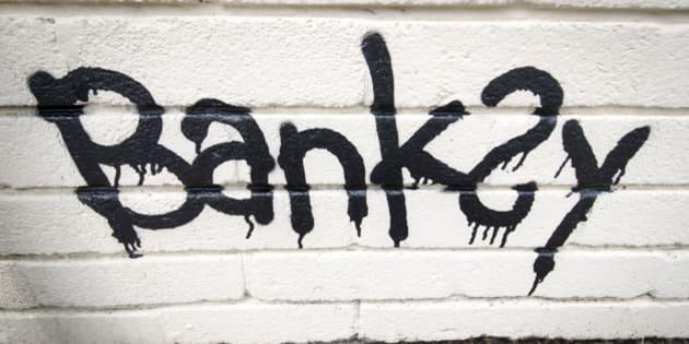 Y si nunca se llega a saber quién es Banksy, ¿qué?