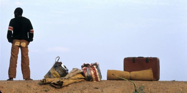 African refugee