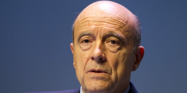 Former Primer Minister Alain Juppe attends the Chirac foundation prize giving ceremony  Thursday, Nov. 19, 2015 in Paris, . (AP Photo/Jacques Brinon)