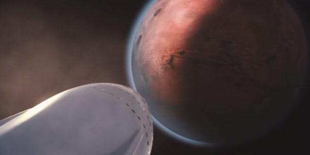 Le plan d'Elon Musk pour créer une colonie d'un million de personnes sur Mars d'ici 100 ans