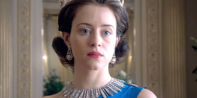 Queen Elizabeth II takes the spotlight in The Crown