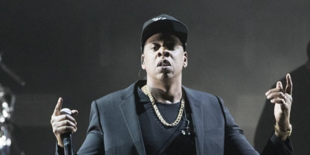 Jay Z performs during a campaign rally for Democratic presidential candidate Hillary Clinton in Cleveland, Friday, Nov. 4, 2016. (AP Photo/Matt Rourke)