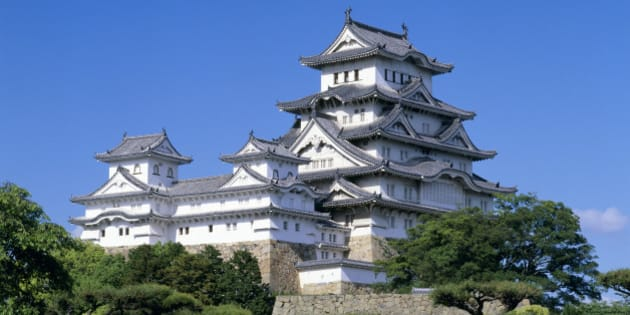 Himeji Castle, Himeji, Hyogo, Japan