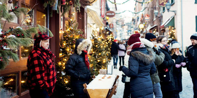 five ways quebec city can give you a fairytale holiday