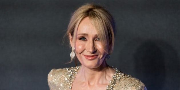 LONDON, ENGLAND - NOVEMBER 15: Author J.K Rowling attends the European premiere of 'Fantastic Beasts And Where To Find Them' at Odeon Leicester Square on November 15, 2016 in London, England.    (Photo by Ray Tang/Anadolu Agency/Getty Images)