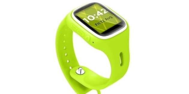 Lanzan un reloj infantil con GPS para que los padres sepan dónde están sus  hijos 8731a10faa49
