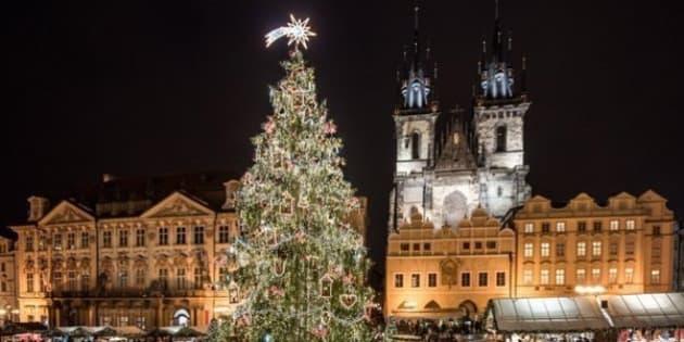 I 21 Alberi Di Natale Piu Belli Da Tutto Il Mondo L Huffington Post