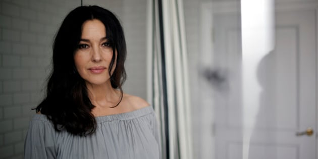 Italian actress Monica Bellucci poses for pictures during the San Sebastian Film Festival in San Sebastian, Spain September 19, 2016. REUTERS/Vincent West