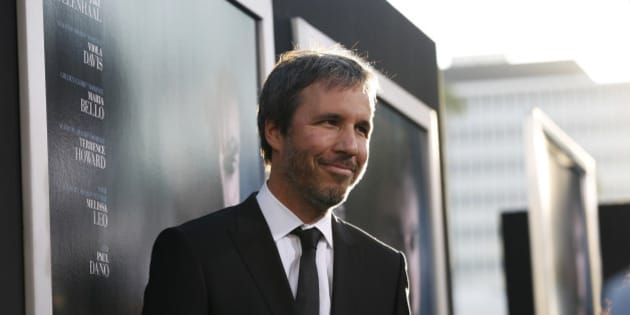 "Director of the movie Denis Villeneuve poses at the premiere of ""Prisoners"" at the Academy of Motion Picture Arts and Sciences in Beverly Hills, California September 12, 2013. The movie opens in the U.S. on September 20.  REUTERS/Mario Anzuoni (UNITED STATES - Tags: ENTERTAINMENT)"