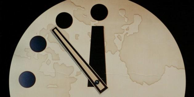El Reloj del Fin del Mundo alcanza su punto más cercano al apocalipsis impulsado por... Trump