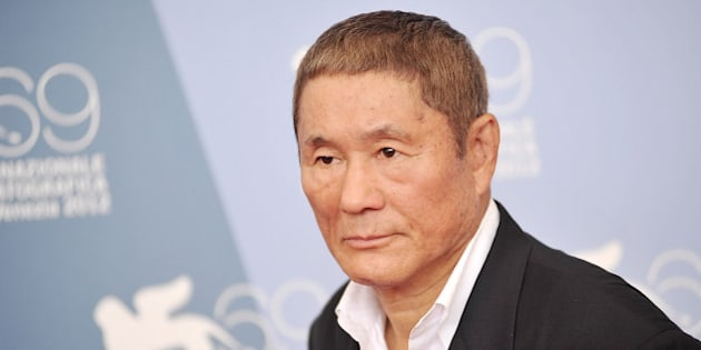 VENICE, ITALY - SEPTEMBER 03:  Takeshi Kitano attends the 'Outrage Beyond' photocall at the 69th Venice Film Festival on September 3, 2012 in Venice, Italy.  (Photo by Stefania D'Alessandro/Getty Images)