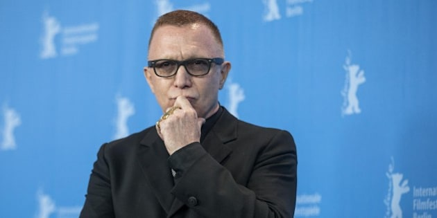 BERLIN, GERMANY - FEBRUARY 12: Bruce LaBruce attends the 'Boris without Beatrice' (Boris sans Beatrice) photo call during the 66th Berlinale International Film Festival Berlin at Grand Hyatt Hotel on February 12, 2016 in Berlin, Germany. (Photo by Mehmet Kaman/Anadolu Agency/Getty Images)