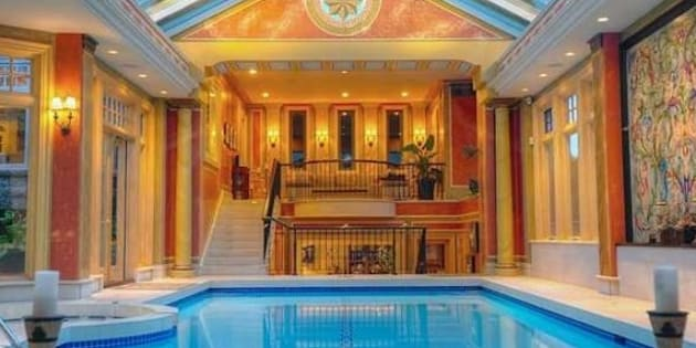 The 10 Most Expensive Houses For Sale In Canada February 2012: Toronto And  Vancouver Dominate (PHOTOS)