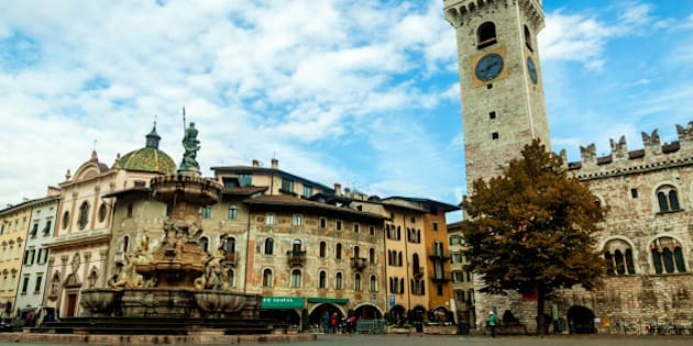 Trento is an Italian city located in the Adige River valley in Trentino-Alto Adige. It is the capital of Trentino