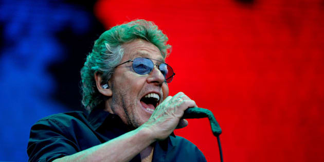 Roger Daltrey of The Who performs at the MadCool festival as part of their The Who Hits 50! tour in Madrid, Spain, June 16,  2016. REUTERS/Paul Hanna