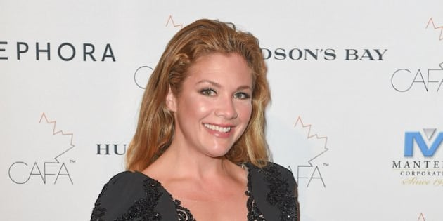 TORONTO, ONTARIO - APRIL 15: Sophie Gregoire-Trudeau attends the 3rd Annual Canadian Arts And Fashion Awards held at the Fairmont Royal York Hotel on April, 2016 in Toronto, Canada.  (Photo by George Pimentel/WireImage)