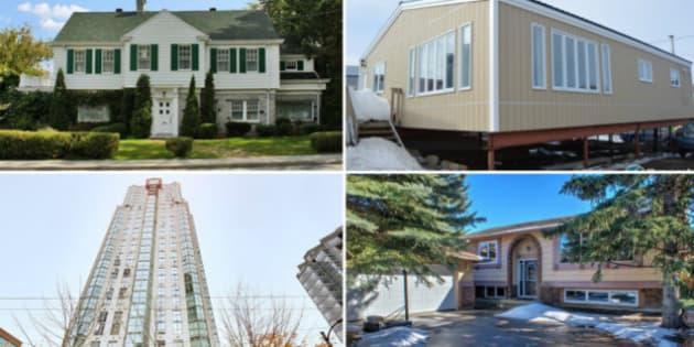 Quel type de maison peut on acheter au canada avec 500 000 for Acheter une maison au canada quebec