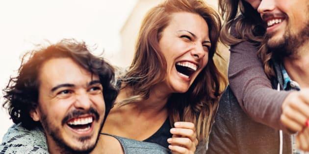 rire anxiété généralisée