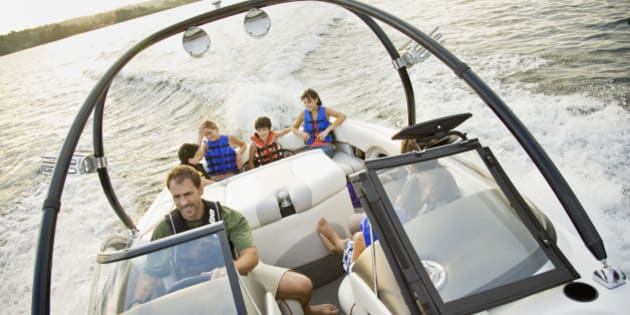 Now That It's Finally Summer, Let's Get On The Water – Safely