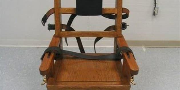 Peine De Mort Au Tennessee La Chaise électrique Pour Pallier Les