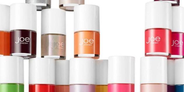 Joe Fresh Spring Nail Polish: Which Colour Do You Like Best? (PHOTOS ...