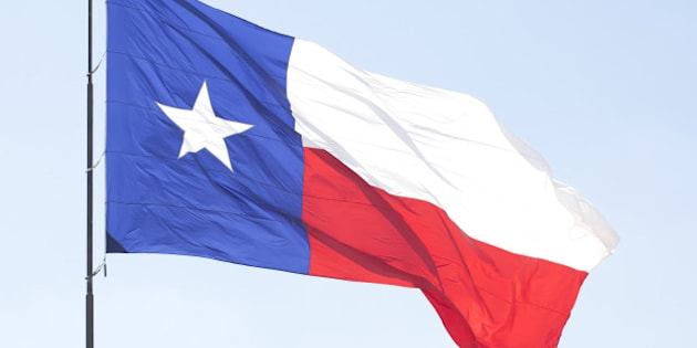 texas lone star flag pole...