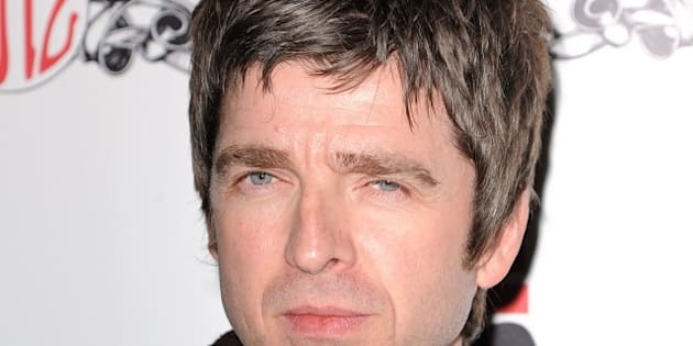 Noel Gallagher arriving for the 2012 NME Awards at the O2 Brixton Academy, London.